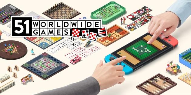 Newsbild zu 51 Worldwide Games: Sammlung mit Spieleklassikern aus aller Welt für Nintendo Switch angekündigt
