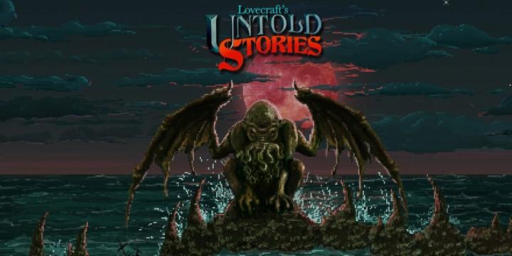 Newsbild zu Physische Versionen von Lovecraft's Untold Stories für Nintendo Switch erschienen