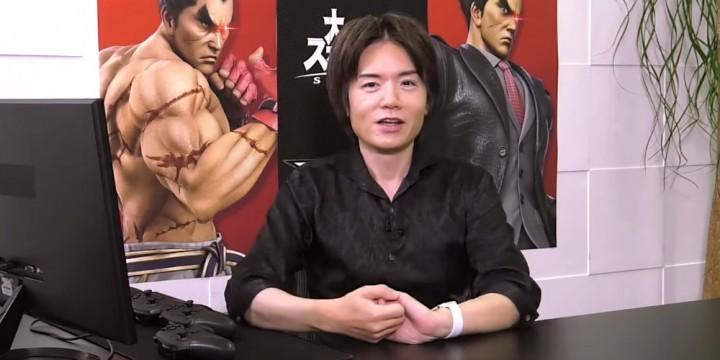 Newsbild zu Masahiro Sakurai zu Gast in Harada's Bar – Gemütliche Talkrunde zweier Entwicklerikonen
