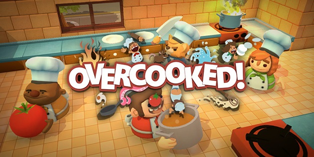 Nintendo eshop spieletest overcooked special edition for Couch koop ps4