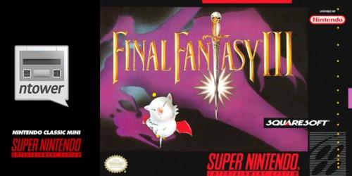 Newsbild zu SNES-Themenwoche // Final Fantasy III – unsere Meinungen, Erfahrungen und Wünsche