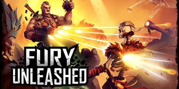 Newsbild zu Awesome Games nennt das Erscheinungsdatum von Fury Unleashed