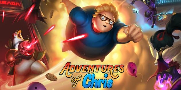 Newsbild zu Erweckt die Kräfte in euch: Platformer Adventures of Chris erscheint für die Nintendo Switch