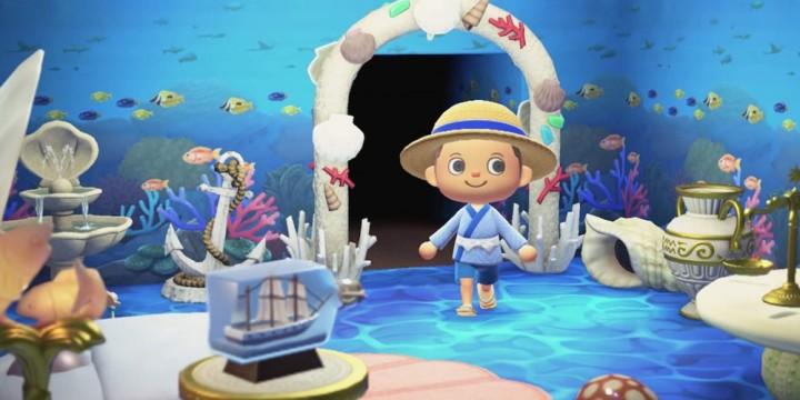 Newsbild zu Diese Fische und Insekten erwarten euch im August in Animal Crossing: New Horizons