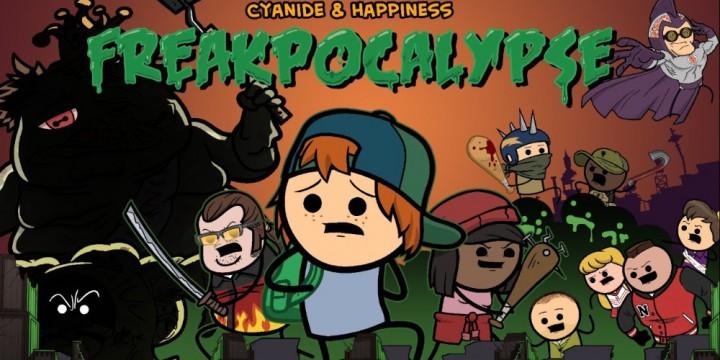 Newsbild zu Cyanide & Happiness - Freakpokolypse im Test – Wenn ein Comic-Franchise seinen Weg auf die Heimkonsole findet