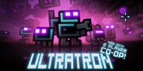 Newsbild zu Curve Studios kündigen Ultratron und Titan Attacks! für den Nintendo eShop an
