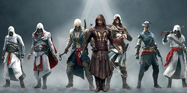 Assassin's Creed Origins auf Vorbesteller-Karte