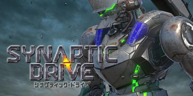 Newsbild zu Erster offizieller Trailer zu Synaptic Drive veröffentlicht