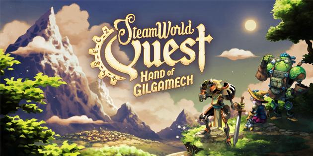 Newsbild zu SteamWorld Quest: Hand of Gilgamech erhält kostenloses Inhaltsupdate – Handelsversion erscheint noch in diesem Jahr für die Nintendo Switch