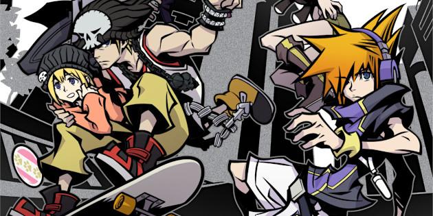 Newsbild zu Square Enix sichert sich neues Trademark zu The World Ends With You