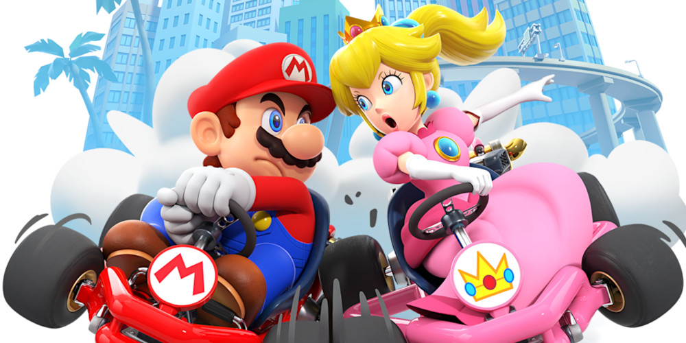Mario Kart Tour - Mehrspieler