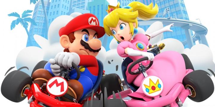 Newsbild zu Mario Kart Tour bekommt zwei weitere Werbespots spendiert