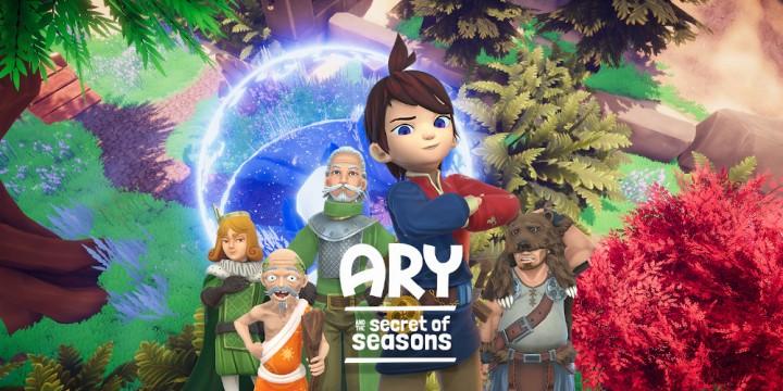Newsbild zu Ary and the Secret of Seasons erhält Performance-Update