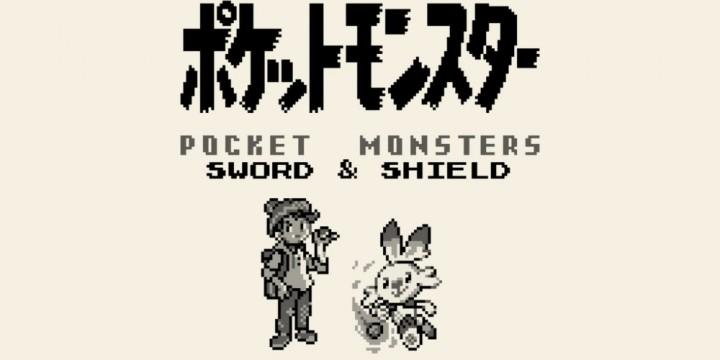Newsbild zu Japanischer Fan kreiert einige Szenen aus Pokémon Schwert und Schild als Gameboy-Spiel