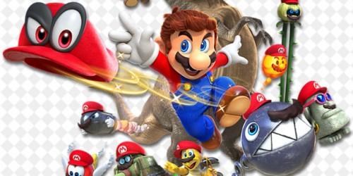 Newsbild zu Super Mario bekommt einen eigenen Twitter-Kanal spendiert