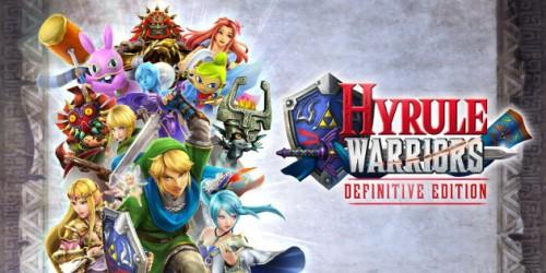 Newsbild zu Hyrule Warriors: Definitive Edition übertrifft Koei Tecmos Erwartungen im Westen