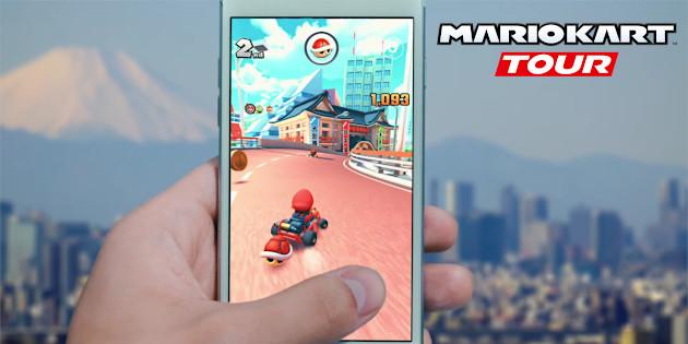 Newsbild zu Mario Kart Tour rast ab heute durch Tokyo und bringt viele neue Charaktere und Strecken