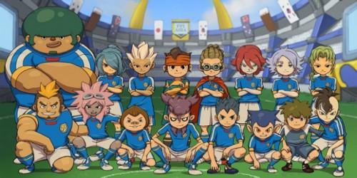 Newsbild zu Anstoß auf Wii: Inazuma Eleven Strikers [PM]