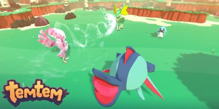 Newsbild zu Trotz Rückzug von PlayStation 4 und Xbox One: Temtem soll weiterhin auf der Nintendo Switch erscheinen