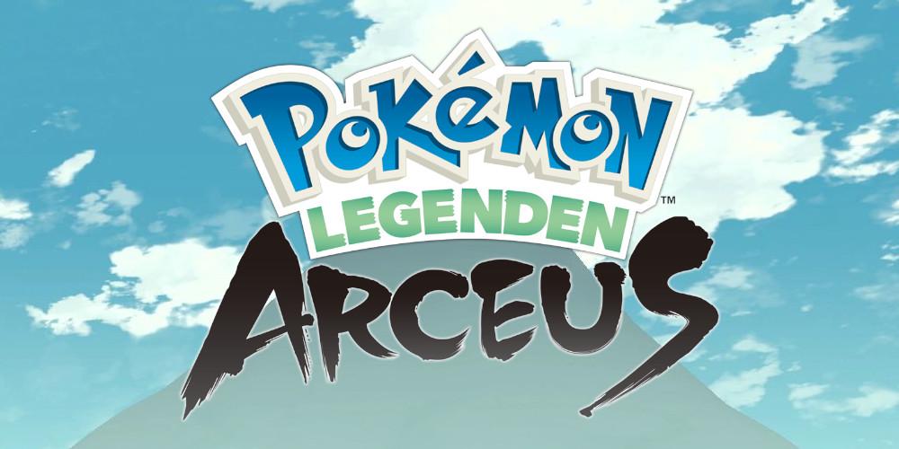 Pokémon-Legenden: Arceus - Logo