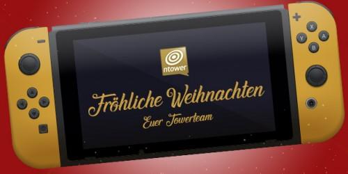 Newsbild zu Fröhliche Weihnachten vom Towerteam