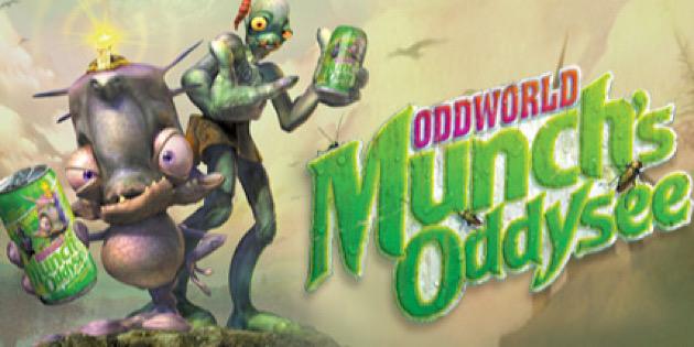 Newsbild zu Handelsversion von Oddworld: Munch's Oddysee könnte Ende August erscheinen
