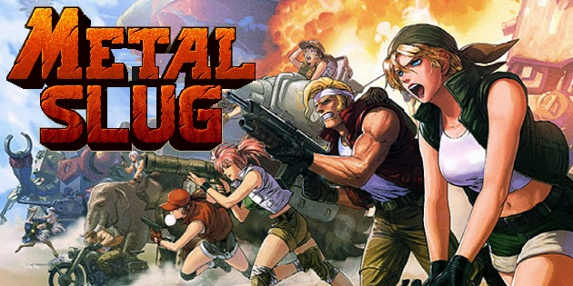 Newsbild zu Neue Spiele im Metal Slug-Universum für Konsolen und Smart Devices angekündigt