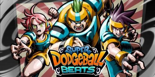 Newsbild zu Super Dodgeball Beats erscheint am 22. August für Nintendo Switch