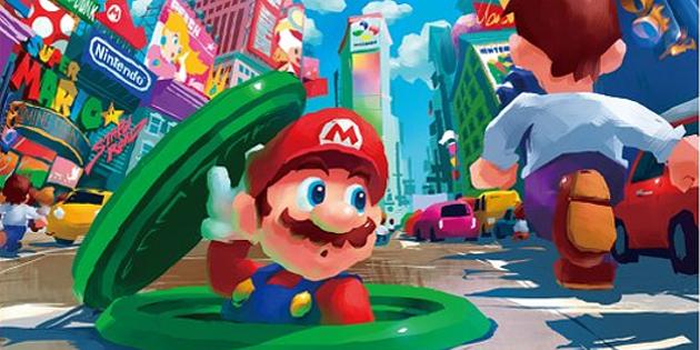 Newsbild zu China: Erscheinungsdatum von Super Mario Odyssey und Mario Kart 8 Deluxe bekannt gegeben
