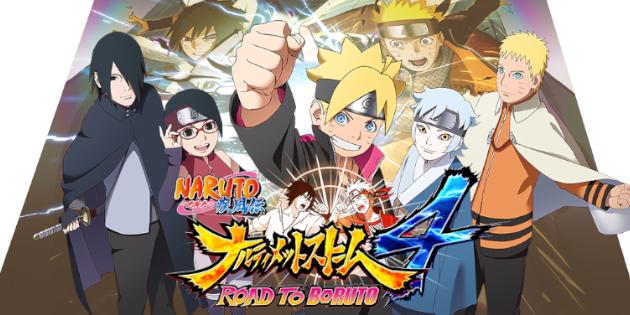 Newsbild zu Neuer Trailer zu Naruto Shippuden: Ultimate Ninja Storm 4 – Road to Boruto veröffentlicht