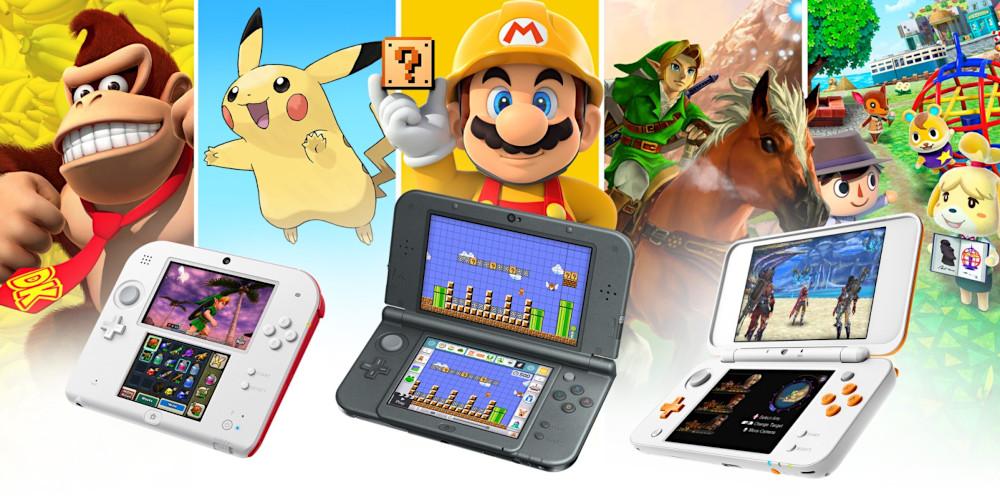 Nintendo 3DS-Familie