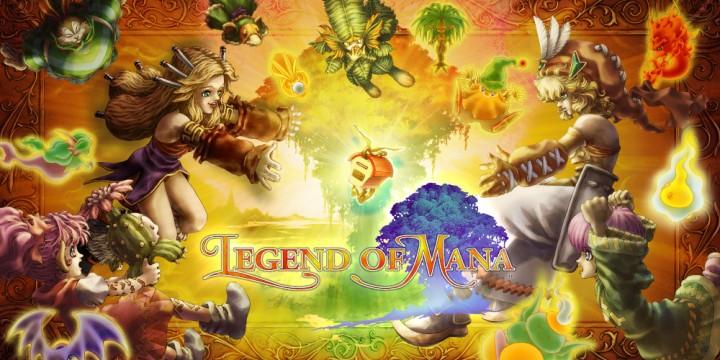 Newsbild zu Weiteres Gameplay-Material der Neuauflage zum RPG-Urgestein Legend of Mana veröffentlicht