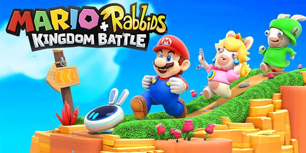 Mario + Rabbids Kingdom Battle für die Nintendo Switch angekündigt