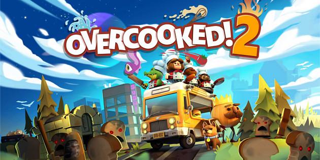 Newsbild zu Gratis-Update Winter Wonderland für Overcooked! 2 angekündigt