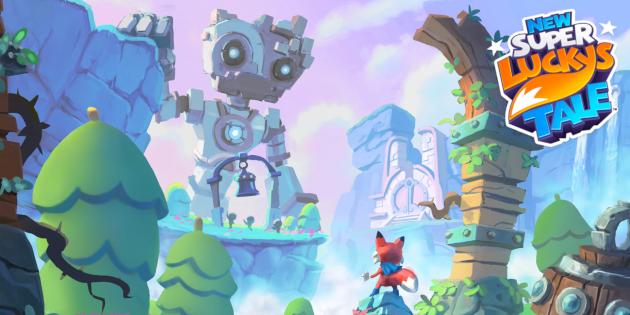 Newsbild zu Entwickler von New Super Lucky's Tale über die Nintendo Switch-Umsetzung und die Zusammenarbeit mit Microsoft und Nintendo