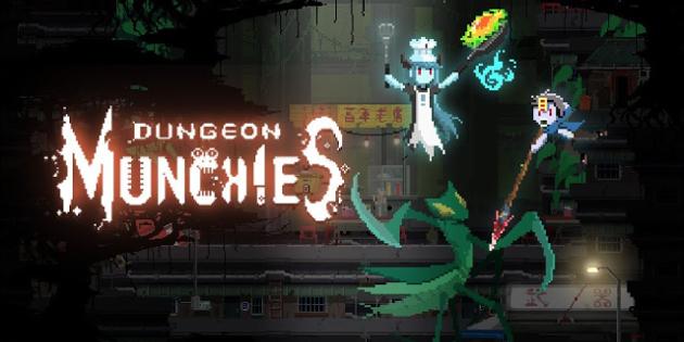 Newsbild zu Dungeon Munchies – Umsetzung für die Nintendo Switch angekündigt