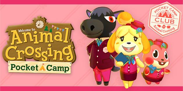 Newsbild zu Animal Crossing: Pocket Camp – Update 3.0.0 bringt Abo-Service und mehr