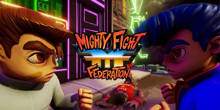 Newsbild zu Raus aus der Early Access-Phase: Mighty Fight Federation in Europa für die Nintendo Switch erschienen