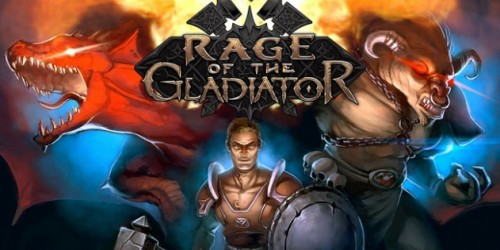Newsbild zu Rage of the Gladiator wird für den 3DS umgesetzt