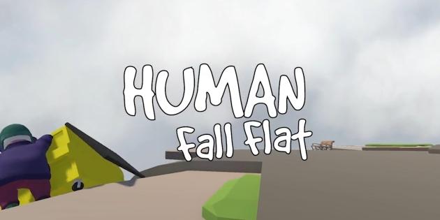 Newsbild zu Zieht euch warm an: Trailer zeigt neues Level für Human: Fall Flat