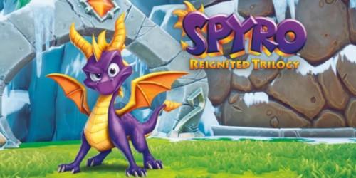 Newsbild zu Livestream zu Spyro: Reignited Trilogy angekündigt und Kartbahndebüt des lila Drachen datiert