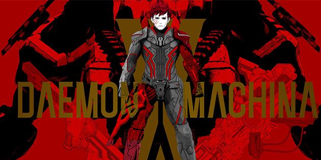 Newsbild zu Der offizielle Soundtrack zu Daemon X Machina ist ab sofort auf mehreren Plattformen abrufbar