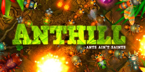 Newsbild zu Nintendo Switch-Spieletest: Anthill