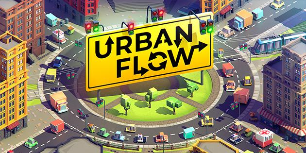 Newsbild zu Bekämpft das Verkehrschaos: Urban Flow erscheint im Juni exklusiv auf der Nintendo Switch