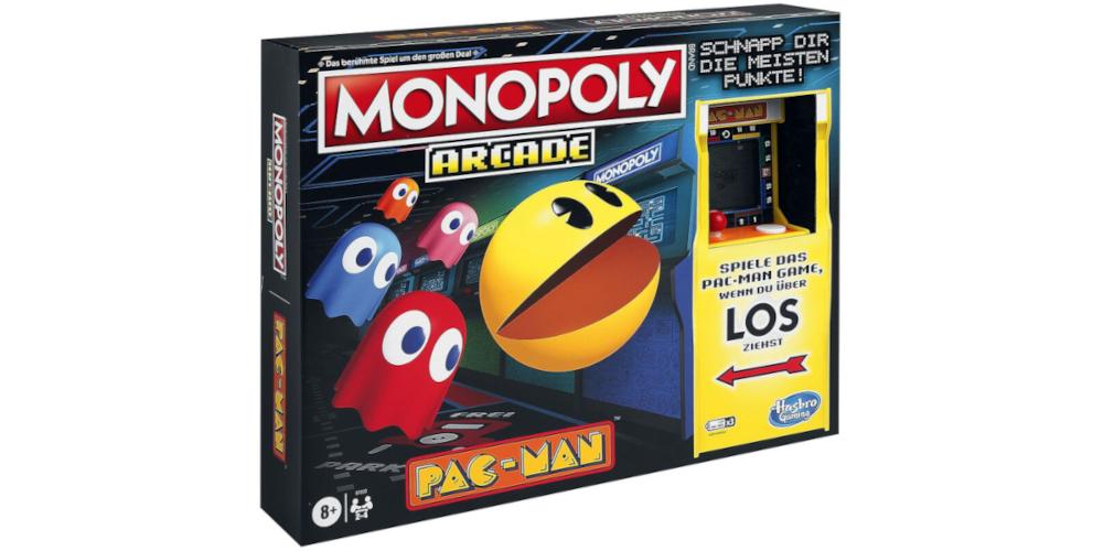 Pac-Man Monopoly