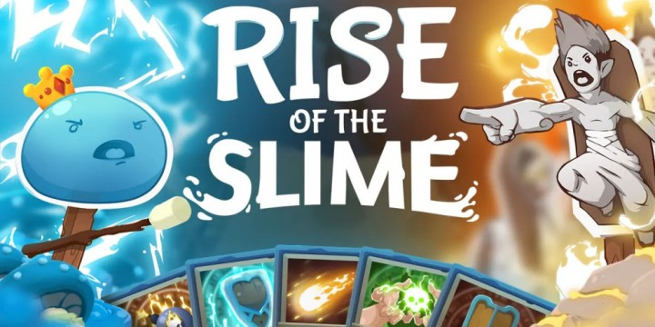 Newsbild zu Das schleimige Kartenspiel Rise of the Slime erscheint im Frühling für die Nintendo Switch