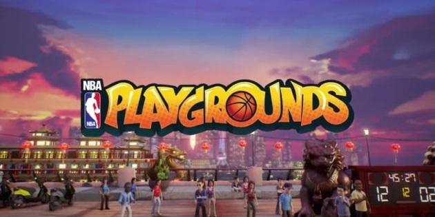 NBA Playgrounds: Fun-Sportspiel für alle aktuellen Plattformen