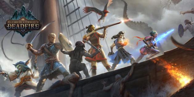 Newsbild zu gamescom 2019 // Pillars of Eternity II: Deadfire Ultimate Edition – Konsolenversionen offiziell angekündigt