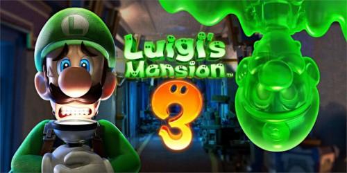 Newsbild zu UK: Luigi's Mansion 3 schnappt sich den Verkaufsrekord von The Legend of Zelda: Link's Awakening