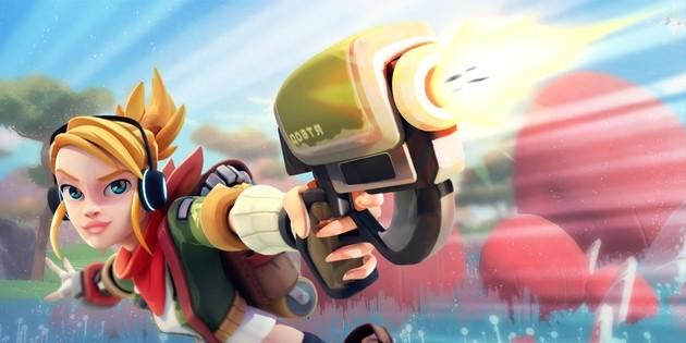 Newsbild zu Das kompetitive Multiplayer-Spiel Agents: Biohunters ist für die Nintendo Switch in Arbeit
